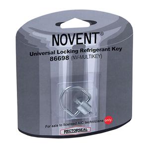 Refrigerant Cap Locks & Accessories