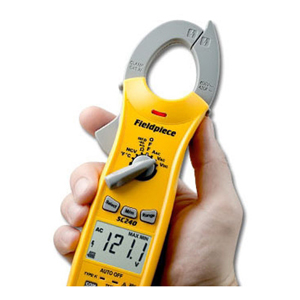 fieldpiece clamp meter redirect to product page