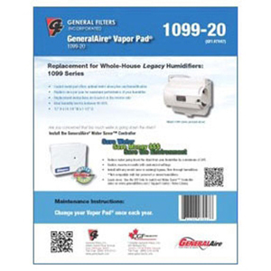general filters humidifier vapor pad redirect to product page