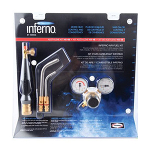 Harris Products Group Brazing and Soldering Tip Air Fuel Kit