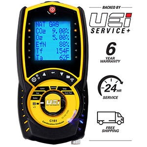 uei test instruments residential combustion analyzer redirect to product page