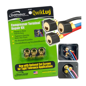qwikproducts compressor terminal repair kit redirect to product page
