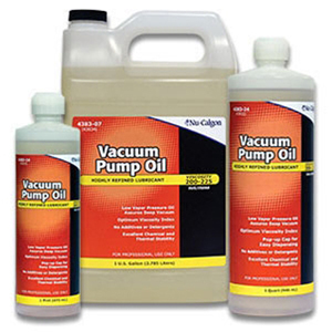 nu-calgon vacuum pump oil redirect to product page