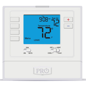 pro1iaq thermostat redirect to product page