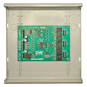 EcoNet® Thermostat Zone Control Panel redirect to product page