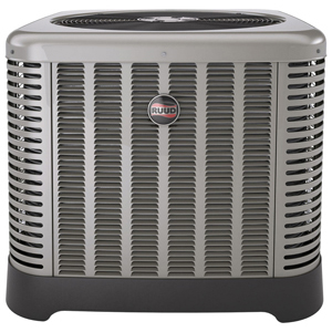 ruud heat pump redirect to product page