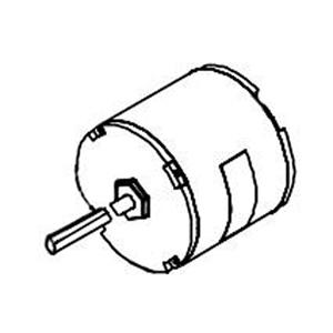 Bard HVAC Air Conditioner Condenser Motor