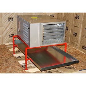 Quick-Sling Air Handler Mounting Equipment Stand
