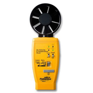 fieldpiece instruments anemometer air velocity/temperature head redirect to product page