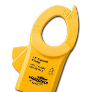 fieldpiece instruments multimeter current clamp head redirect to product page