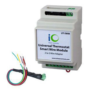io hvac controls universal thermostat smart wire module redirect to product page