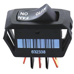 Nortek Air Conditioner Receptacle Switch