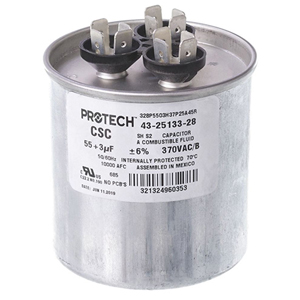 Protech Air Conditioner Capacitor