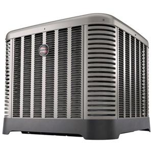 Ruud Air Conditioner Outdoor Unit