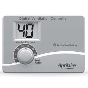 aprilaire ventilation controller redirect to product page