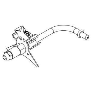 R.W. Beckett Burner Nozzle Adapter