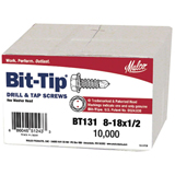 Bit-Tip Screw
