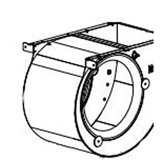 Blower Assembly (Without Motor)