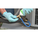 Air Conditioner Piercing Valve and Hose