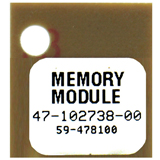 Air Conditioner Model Data Memory Card