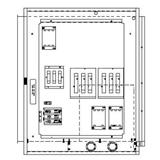 Rheem Manufacturing Air Handler Auxiliary Heater Kit